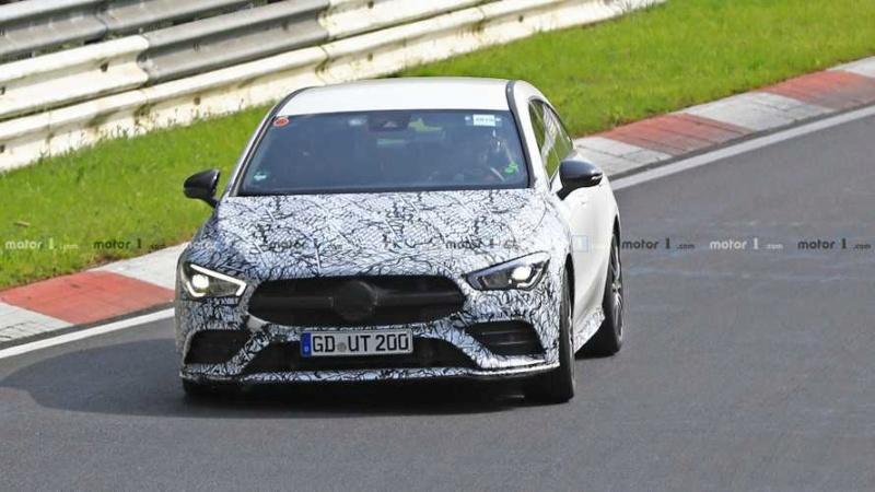 2019 - [Mercedes-Benz] CLA Shooting Brake II 09043710