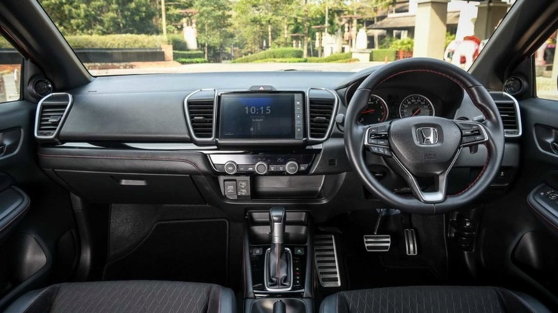 2020 - [Honda] City / Grace 09228b10