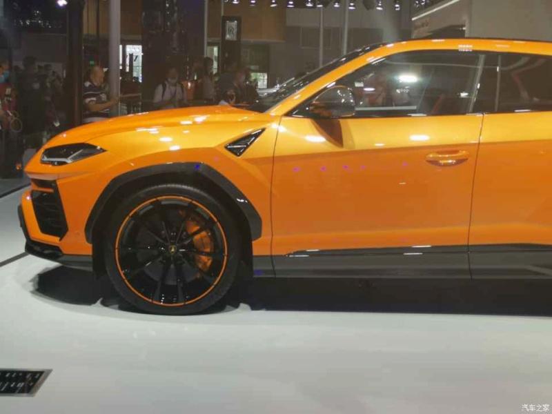 2018 - [Lamborghini] SUV Urus [LB 736] - Page 11 0928a110