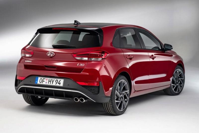2020 - [Hyundai] I30 III 5p/SW/Fastback Facelift - Page 2 092fc910