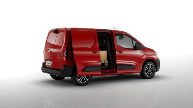 2018 - [Peugeot/Citroën/Opel] Rifter/Berlingo/Combo [K9] - Page 38 0978e010