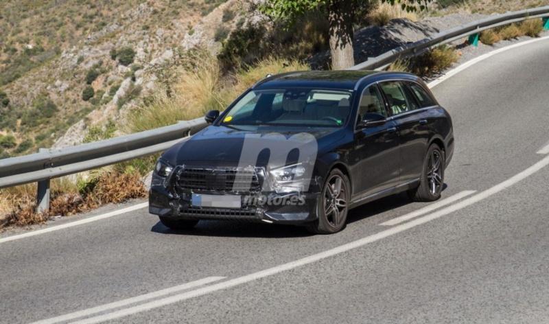 2020 - [Mercedes-Benz] Classe E restylée  - Page 2 098bd710