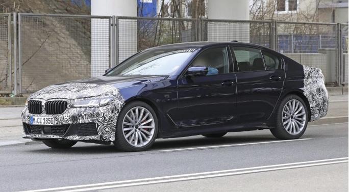 2020 - [BMW] Série 5 restylée [G30] - Page 4 09c8be10