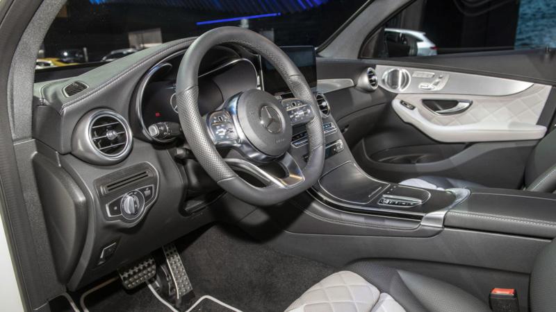 2018 - [Mercedes-Benz] GLC/GLC Coupé restylés - Page 4 09f81710