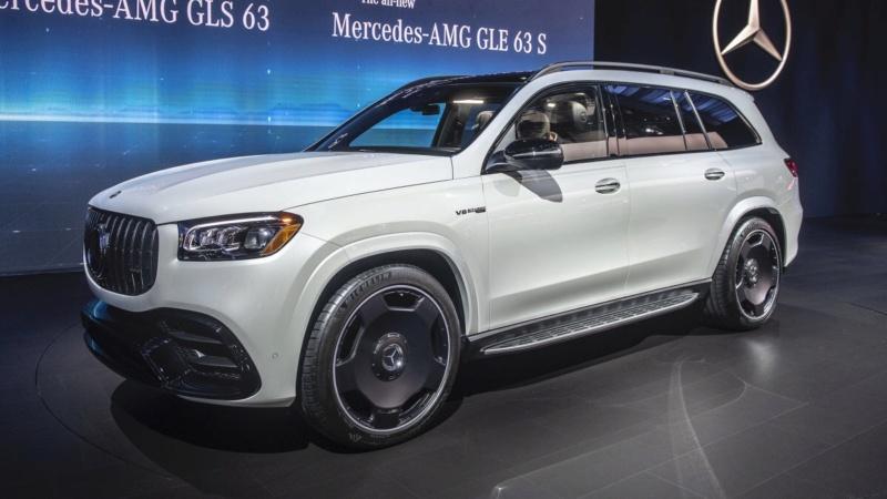 2019 - [Mercedes] GLS II - Page 7 0a006e10