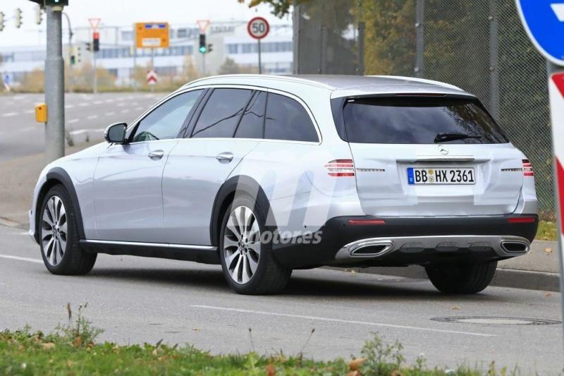 2020 - [Mercedes-Benz] Classe E restylée  0a0d9b10
