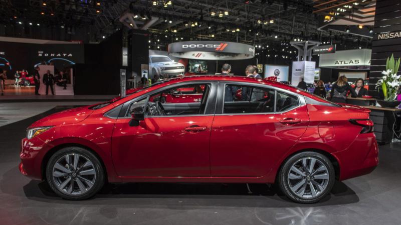 2020 - [Nissan] Versa 0a2d7d10