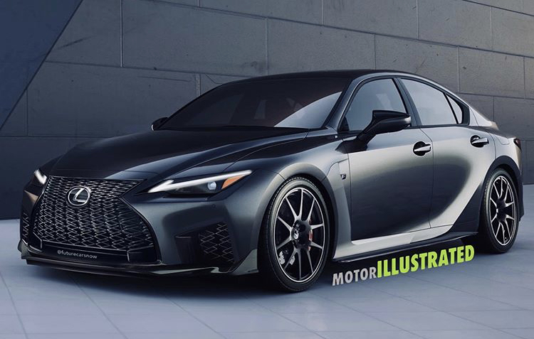 2020 - [Lexus] IS - Page 3 0a32a110