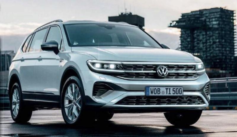 2020 - [Volkswagen] Tiguan II restylé  0a397610