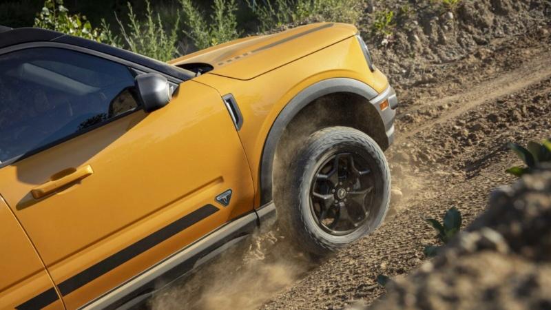 Ford Bronco / Sport (2020) 69