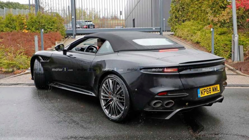 2019 - [Aston Martin] DBS Superleggera - Page 2 0a48d110