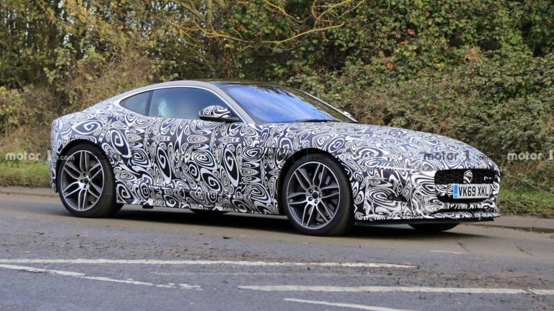 2021 - [Jaguar] F-Type restylée - Page 2 0a9ca010