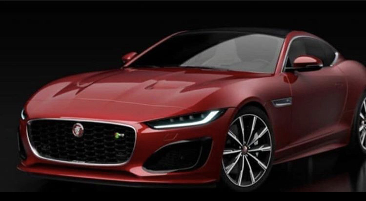 2021 - [Jaguar] F-Type restylée - Page 2 0aa36410
