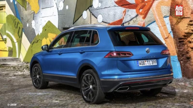 2020 - [Volkswagen] Tiguan II restylé  0ab38510