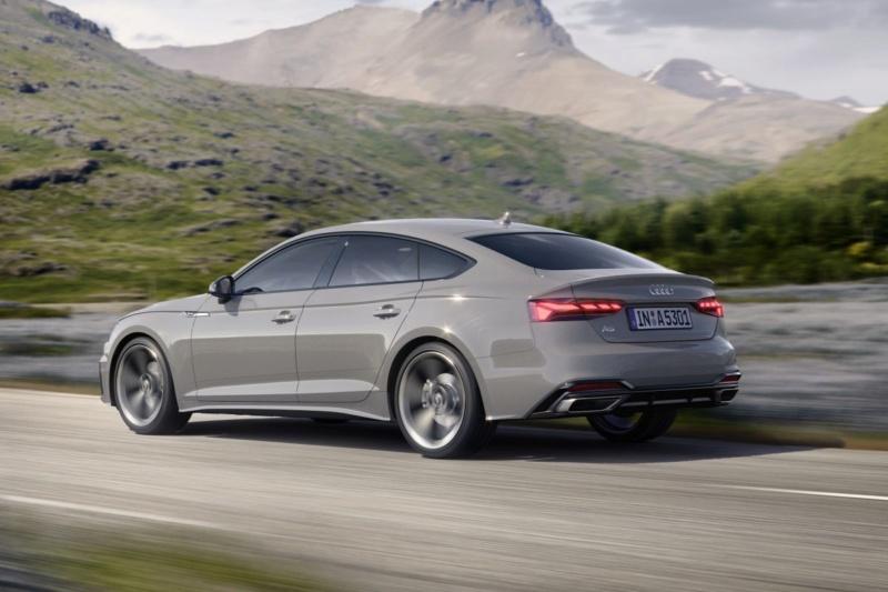 2020 - [Audi] A5 Coupé/Cab/SB restylée 0ac43a10