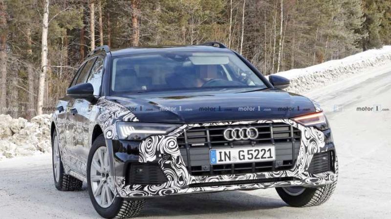 2017 - [Audi] A6 Berline & Avant [C8] - Page 11 0acbf410