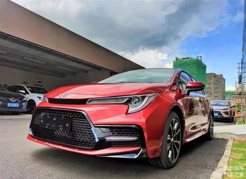 2018 - [Toyota] Corolla Sedan - Page 2 0ae84e10