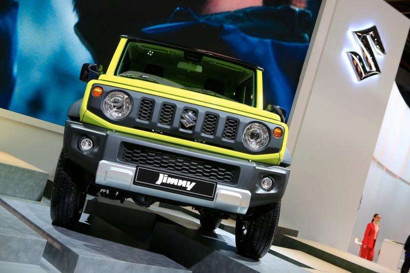 2018 - [Suzuki] Jimny 2  - Page 4 0af4df10