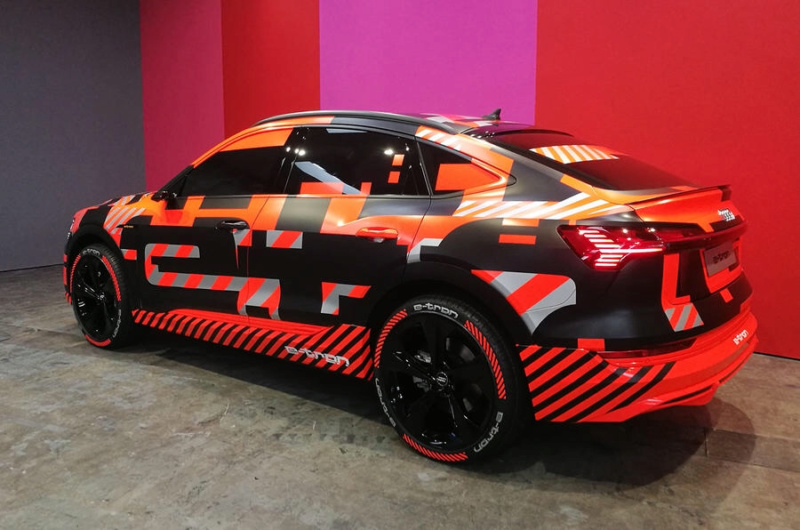 2020 - [Audi] E-Tron Sportback 0b3c3210