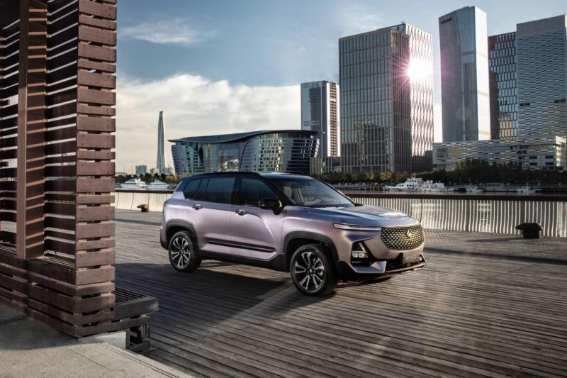 2018 - [Baojun/Wuling/Chevrolet/MG] 530/Almaz/Captiva/Hector 0b3f2e10