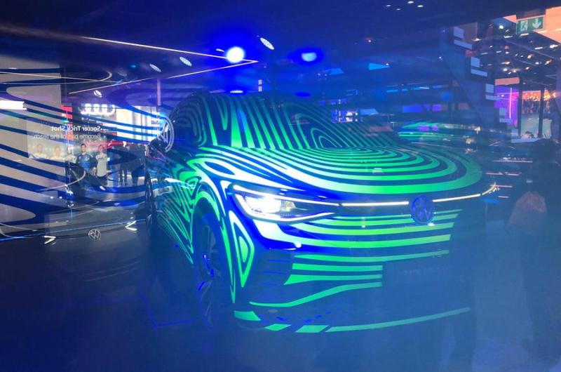 2021 - [Volkswagen] ID Crozz 0b705810
