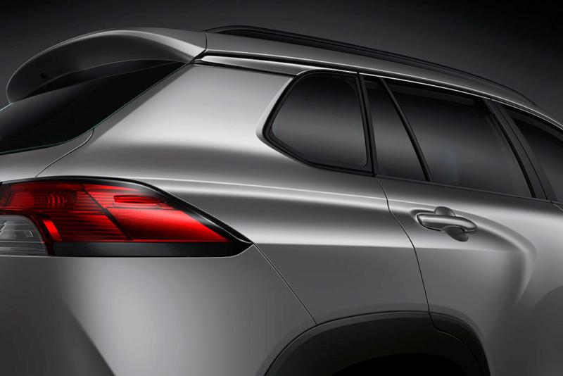 2021 - [Toyota] Corolla Cross - Page 3 0b79aa10