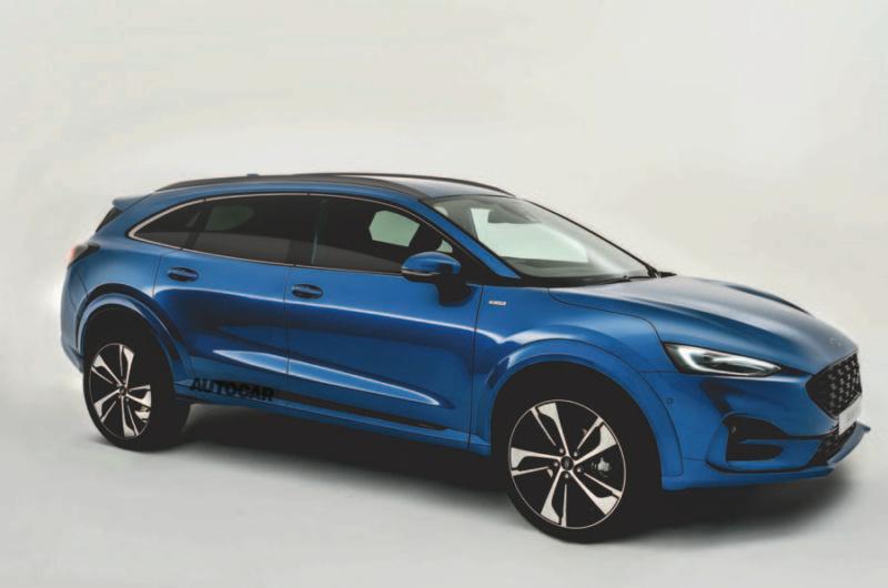 2021 - [Ford] SUV compact  0b822e10