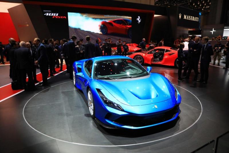 2019 - [Ferrari] F8 Tributo 0b95b310