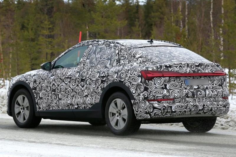 2020 - [Audi] E-Tron Sportback 0bd5e910