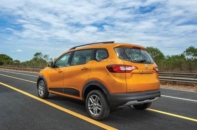 2019 - [Renault] MPV Triber [Inde] - Page 5 0bdcb410