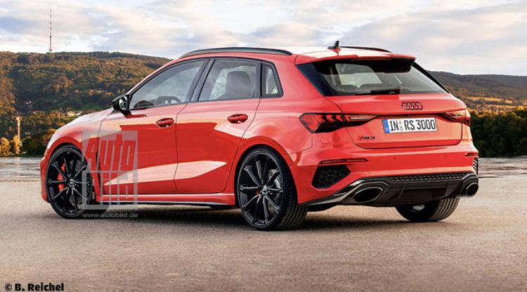 2020 Audi A3 mkIV 66