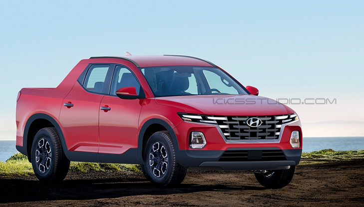 2021 - [Hyundai] Pickup  0bed9810