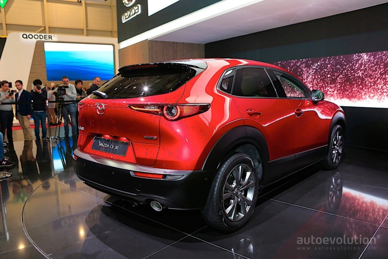 2019 - [Mazda] CX-30 0c492510
