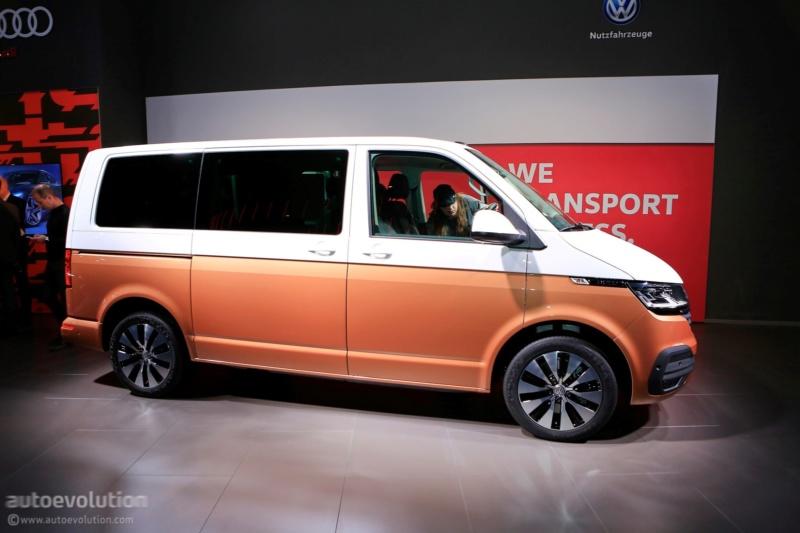 2020 - [Volkswagen] Transporter T6 restylé - Page 2 0c51d210