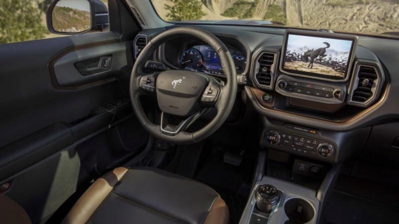 Ford Bronco / Sport (2020) 84
