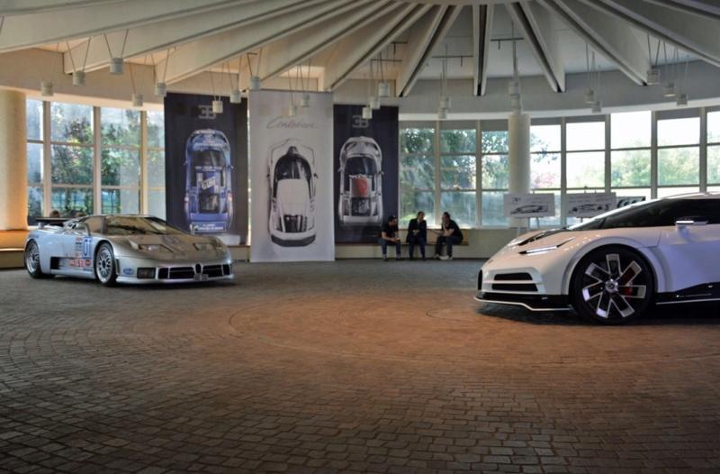2019 - [Bugatti] Centodieci 0cb29910
