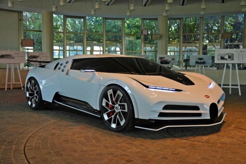2019 - [Bugatti] Centodieci 0cde1210