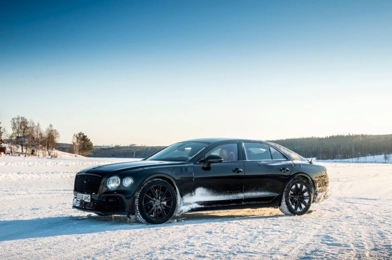 2018 Bentley Continental Flying Spur 5