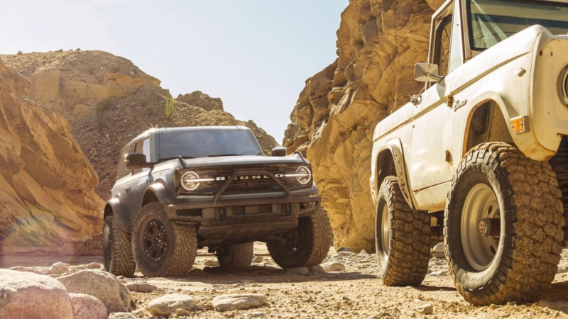 Ford Bronco / Sport (2020) 38