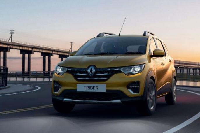 2019 - [Renault] MPV Triber [Inde] - Page 4 0d63af10