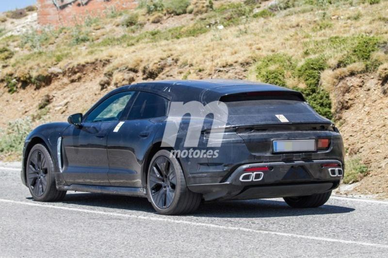 2020 - [Porsche] Taycan Sport Turismo 0dae7110