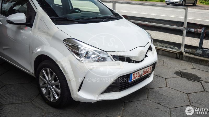 2020 - [Toyota] Yaris 0dd4a710