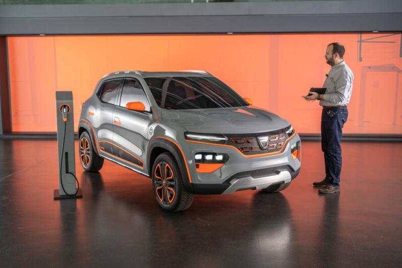 2020 - [Dacia] Spring (show car) 0de72a10