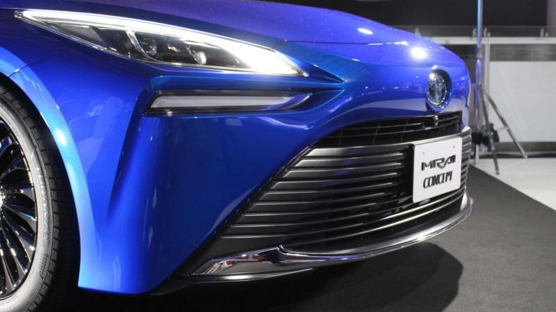2020 - [Toyota] Mirai II 0e115810