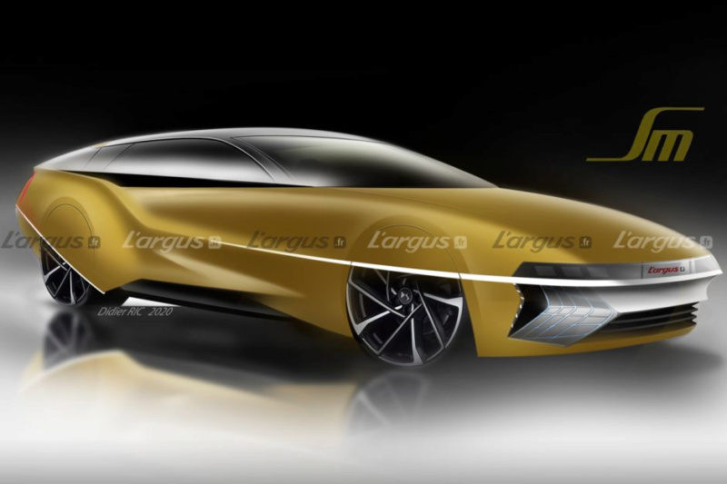 [Présentation] Le design par DS Automobiles - Page 2 0e31c510