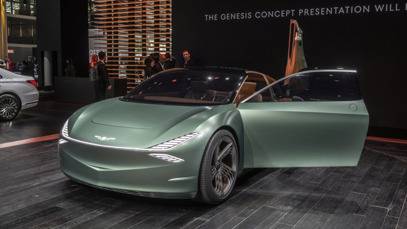 2019 - [Genesis] Mint Concept ( New York ) 0e375c10