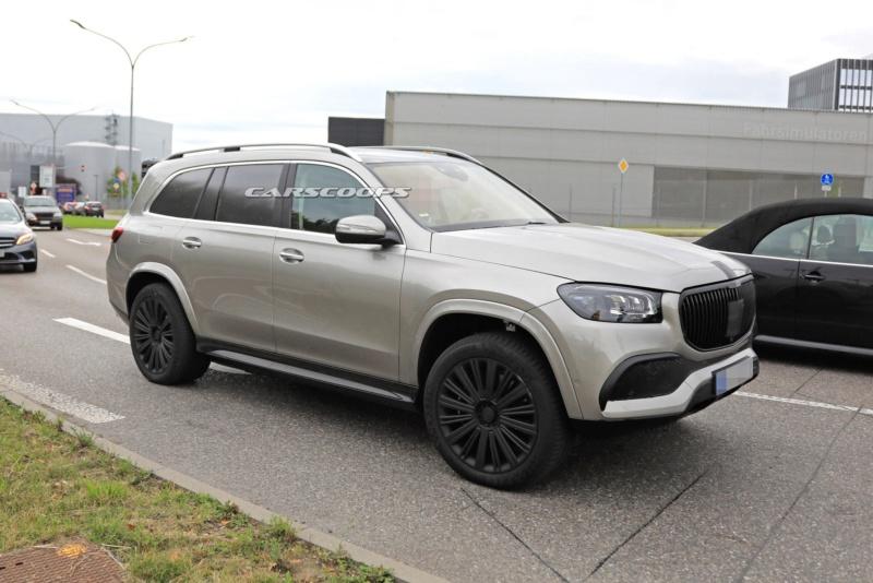 2018 - [Mercedes] GLS II - Page 5 0e436c10
