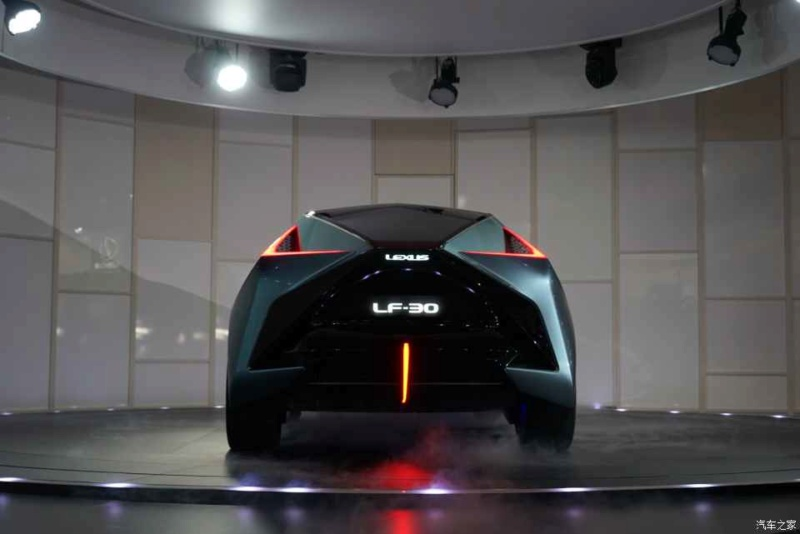 2019 - [Lexus] LF-30 Electrified Concept 0e5f3e10
