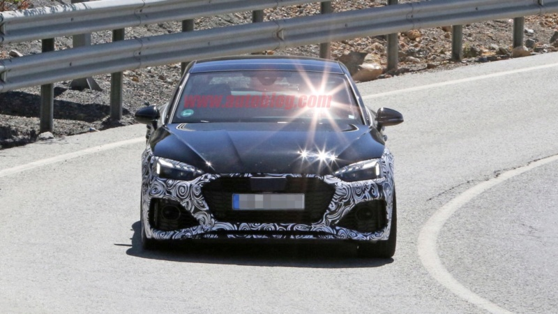 2020 - [Audi] A5 Coupé/Cab/SB restylée 0e84ca10