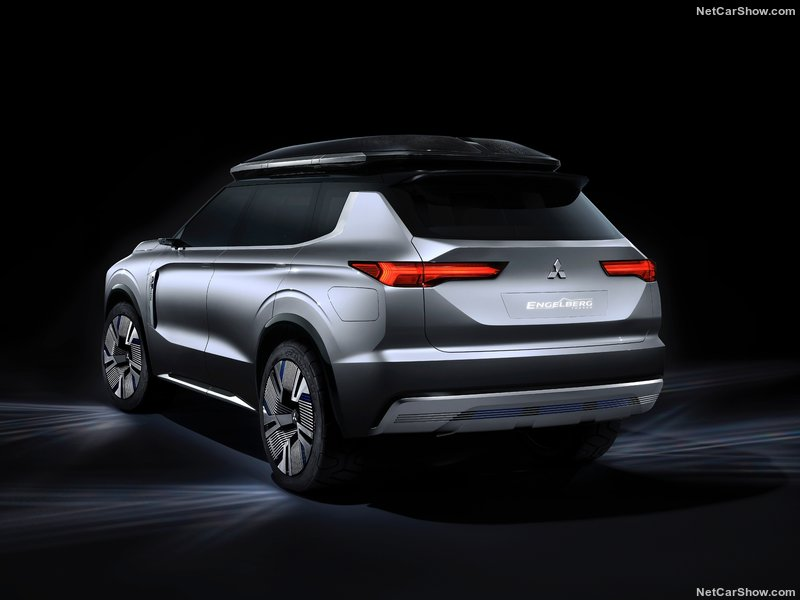 2019 -[Mitsubishi] Engelberg Tourer Concept 0ec20610